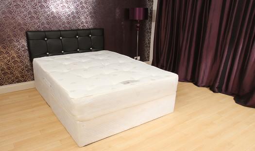 Knightsbridge Ortho Bed Divan Beds Memory Active